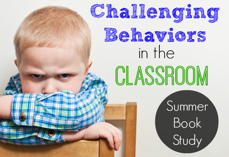 Summer Blog Book Study: Helping preschoolers learn to resolve and manage conflict | Teach Preschool | Scoop.it