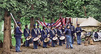 Photo Interactive: The Civil War, Now in Living Color | SBS Civil War | Scoop.it