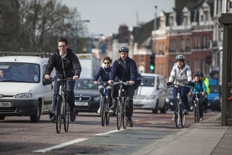 Cyclists beat drivers in road safety survey - Cycling Weekly | Cycling | Scoop.it