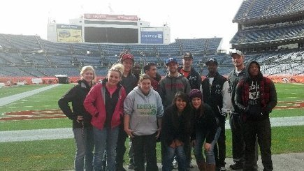 Sports management students tour Denver stadium - Journal-Advocate | Sports and Health Sciences | Scoop.it