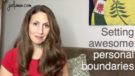 Setting awesome personal boundaries | ISO Mental Health & Wellness | Scoop.it