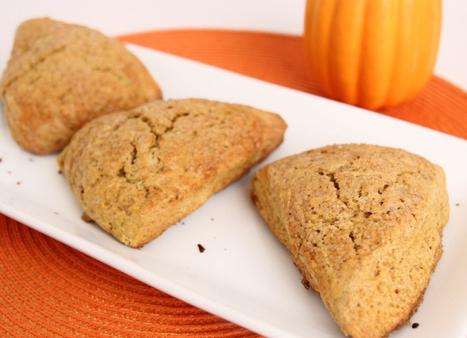 Pumpkin Scones | recipe | Scoop.it