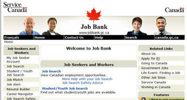 Best Canadian Job Search web sites | Canada | 5BestThings.com | Resume Writing | Scoop.it