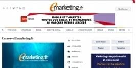 Emarketing.fr, le site de référence des professionnels du marketing, a déployé sa nouvelle version | Stratégies et actions marketing à l'international | Scoop.it
