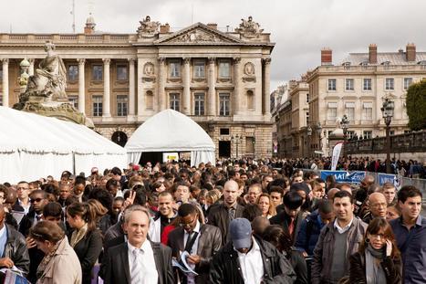 Paris pour l'emploi : l'accessibilité à l'honneur - DirectMatin.fr   handicap et emploi   Scoop.it