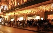 Les vitrines de Noël des Galeries Lafayette | Remue-méninges FLE | Scoop.it