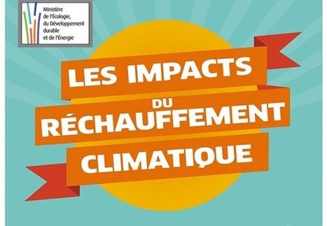 [Infographie] Le Ministère du Développement Durable Alerte sur les Impacts du Réchauffement Climatique | Initiatives Développement Durable, RH, et RSE : e-RSE | L'expérience consommateurs dans l'efficience énergétique | Scoop.it