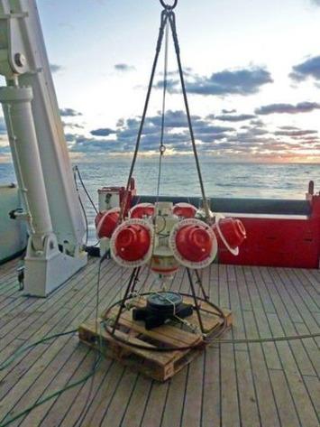 Découvrez la campagne SAMOC ! - Ifremer | Océan et climat, un équilibre nécessaire | Scoop.it