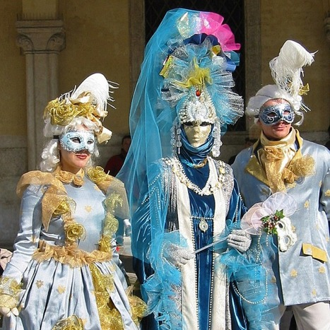 The Venice Carnival (Carnevale) | Topical English Activities | Scoop.it