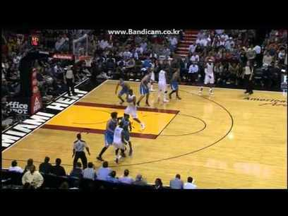 [replay] Chris Bosh manque trois dunks de suite | Basket ball , actualites et buzz avec Fasto sport | Scoop.it