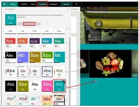 Tutoriels - créer des albums photos ou présentations avec Office Sway | Tout pour le WEB2.0 | Scoop.it