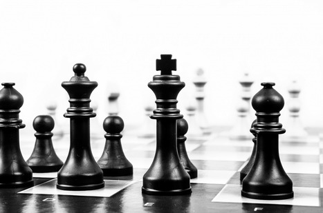 Play Chess at the Blount County Public Library: Every Thursday - Events — B97.5 The Bee - Today's Hits & All Your Favorites - Knoxville, TN | Tennessee Libraries | Scoop.it