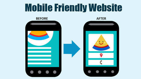Mobile Friendly Website is Now Most Successful SEO Strategy | Seo Company | Scoop.it
