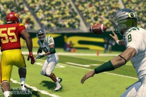 What the Football Freak Needs to Know in EA Sports' NCAA Football 14 Video ... - Bleacher Report | Ncaa Football Easports | Scoop.it