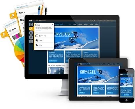 Create Your Free Website | Wix.com | Website maken | Scoop.it