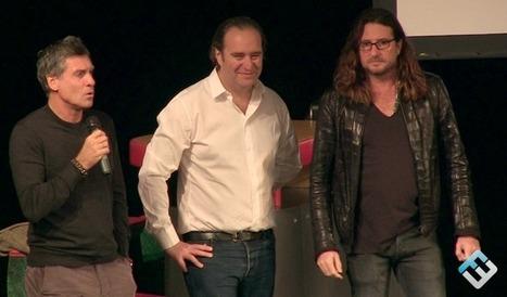 [Reportage] Une minute pour convaincre Xavier Niel, Jacques-Antoine Granjon et Marc Simoncini | Buzz & Co | Scoop.it