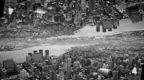 Des photos de New-York plongée dans l'Inception - Premiere.fr Fluctuat | L'actualité photographique #photographie | Scoop.it