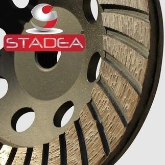 "5"" diamond grinding wheel | Diamond Polishing Pads, STADEA | Scoop.it"