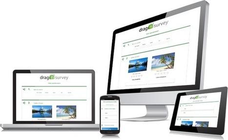 Drag'n Survey : un outil professionnel pour créer un questionnaire responsive - Blog du Modérateur | Devenir Auto-entrepreneur | Scoop.it