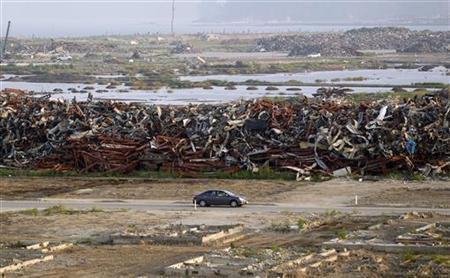 [Eng] Le Japon contronté à un nettoyage de radioactivité sans précédent | Reuters | Japon : séisme, tsunami & conséquences | Scoop.it
