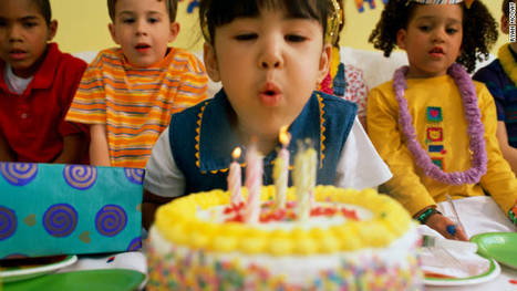Very superstitious: Severing friendships and wishing upon cakes – Eatocracy - CNN.com Blogs | @FoodMeditations Time | Scoop.it