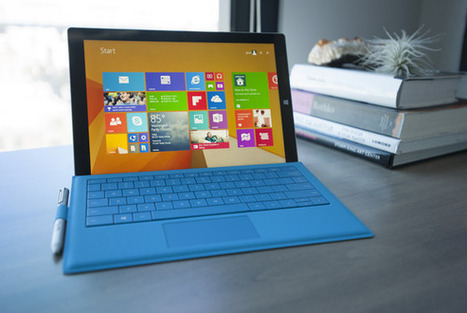 Microsoft's pricey Surface Book is getting stomped by the ancient Surface Pro 3   Tablets POS Retail Self-Service   Scoop.it