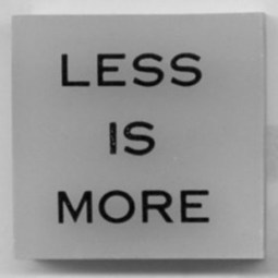 In Leadership - Less Is More | Business and Leadership: A merging change agent | Scoop.it