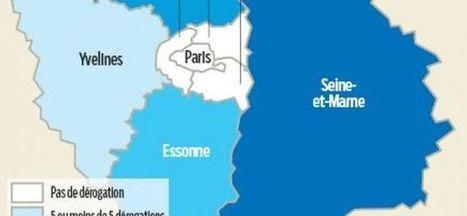 Eaux potables polluées : quatre départements d'Ile-de-France touchés | Toxique, soyons vigilant ! | Scoop.it