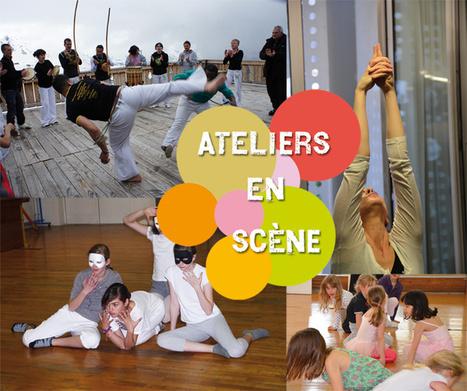 """""""Ateliers en scène"""" Danse les 11 et 13 juin au Totem - MJC Chambéry   Chambéry Actu   Scoop.it"""