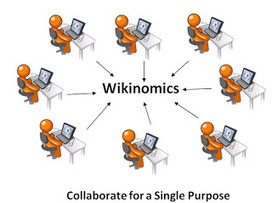 Sajith Explains: Wikinomics is it a Sustainable Business Model?   Peer2Politics   Scoop.it