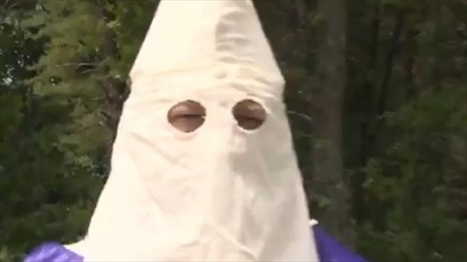 Pennsylvania teen in KKK hood arrested for harassing black college students | Daily Crew | Scoop.it