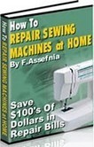 How to Repair Sewing Machine at Home! (Ebook) | Best Product Reviews | Scoop.it