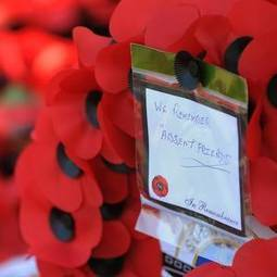 A war memorial stone was smashed and poppy wreaths shredded during an ... - Belfast Telegraph | All ANZACS are heroes | Scoop.it