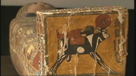 Des dizaines d'objets d'art antique rendus à l'Egypte | Merveilles - Marvels | Scoop.it