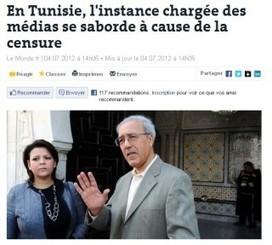 Tunisie : le gardien de la liberté des médias se saborde | DocPresseESJ | Scoop.it