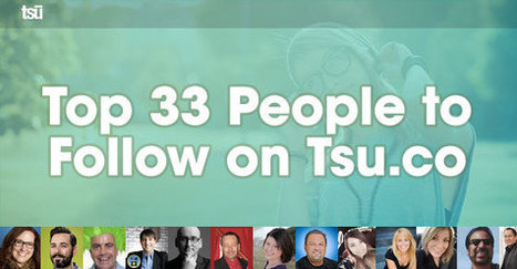 Top 33 People to Follow on Tsu | Personal Branding and Professional networks - @TOOLS_BOX_INC @TOOLS_BOX_EUR @TOOLS_BOX_DEV @TOOLS_BOX_FR @TOOLS_BOX_FR @P_TREBAUL @Best_OfTweets | Scoop.it