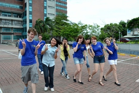 Bright Start to the Academic Year for NSLI-Y Students in Taiwan | Connect All Schools | Scoop.it