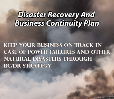 Keep your business on track through Disaster Recovery and Business Continuity Plan   Cloud, Telecom, and Internet   Scoop.it