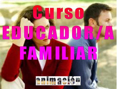 Curso de Educador Familiar A distancia - 50% de Descuento: 75 € | Buscador de Cursos educacion, integracion, trabajo social | Scoop.it