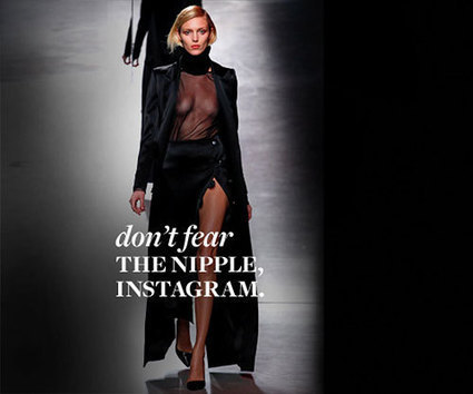 Insta-banned: the Kink in Fashion's Instagram Love Affair - The Business of Fashion | crazy fashion | Scoop.it