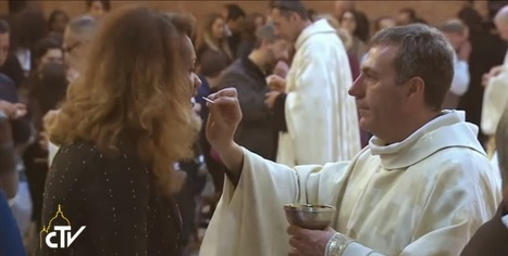 Transexual recibe la comunión en estado de pecado mortal el Jueves Santo. | Tan antigua y tan nueva | Scoop.it