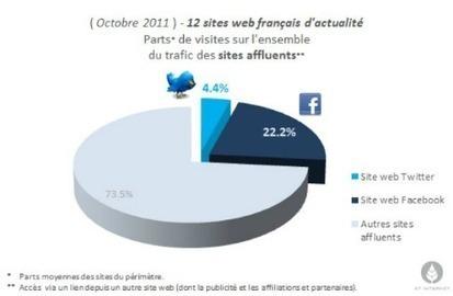 Quel trafic peut-on obtenir d'une Page Facebook ? | NiceToFeedYou | Facebook pour les entreprises | Scoop.it