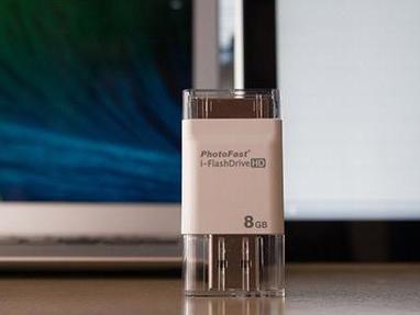 Applesfera - PhotoFast i-FlashDrive HD, almacenamiento externo para tu dispositivo iOS | iPad classroom | Scoop.it