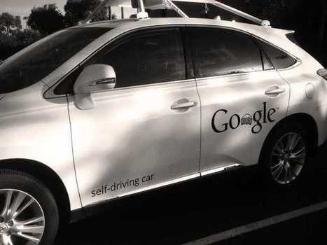Matt Drudge Says He Was Cut Off By One Of Google's Self-Driving Cars | Real Estate Plus+ Daily News | Scoop.it