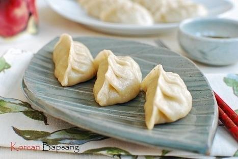 #RECIPE - Saewu Mandu (Shrimp Dumplings) | Seafood | Scoop.it