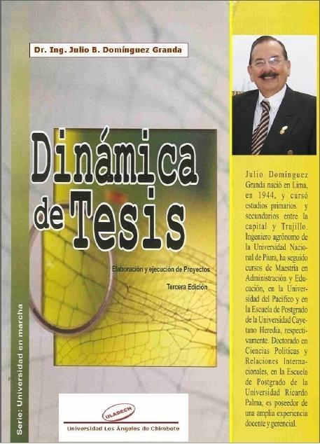 Libro: Dinámica de Tesis   Educando con TIC   Scoop.it