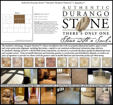 9 of 13 Phoenix AZ Travertine Tile Flooring Designs | Natural Stone Travertine Tiles | Scoop.it