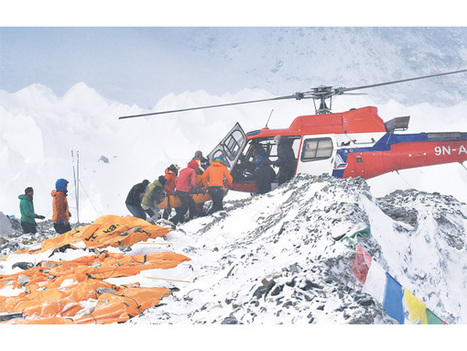 Forced smiles | Opinion | Oped | Everest and Sherpas | Scoop.it
