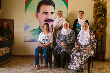 For Kurdish Women, It's a Double Revolution | A Voice of Our Own | Scoop.it