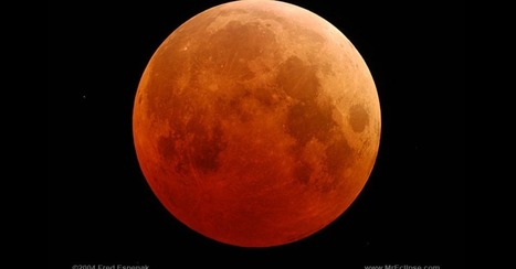 When to Watch for Tonight's Lunar Eclipse | Quite Interesting Stats and Facts | Scoop.it